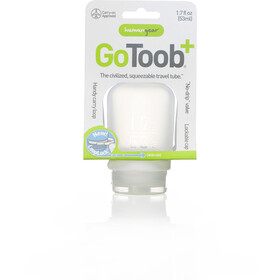 humangear GoToob 53ml, transparent